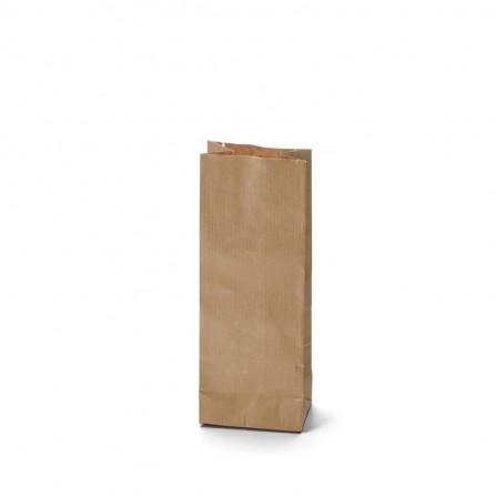 Dvojvrstvový papierový sáčok Kraft hnedý 50g