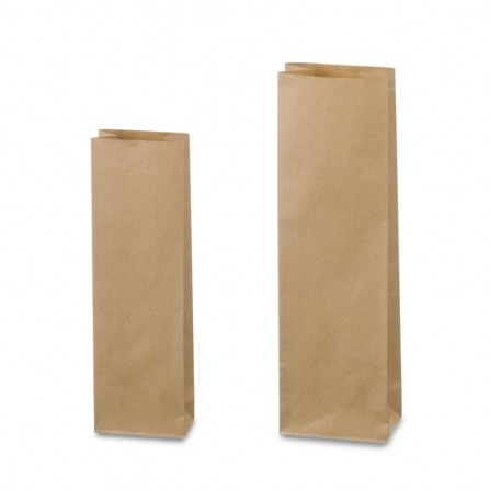 Sealable bags Natron