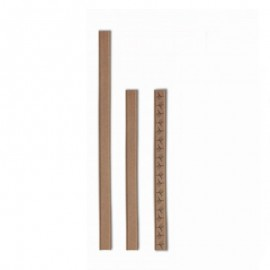 Fastening clips natural color