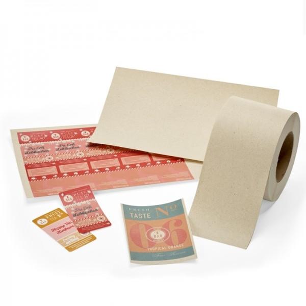 Ekologický trávový papier