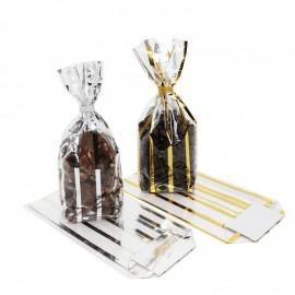 Darčekové sáčky s prúžkami