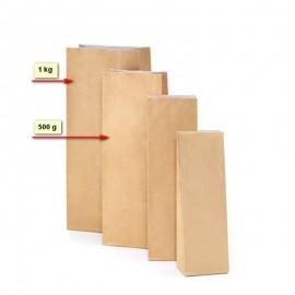 Sáčky z Kraft papiera 0,5 a 1 kg
