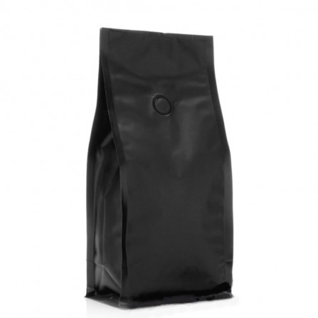 BP bag black matt with valve