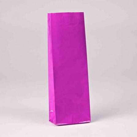 Trojvrstvový sáčok fialovej farby