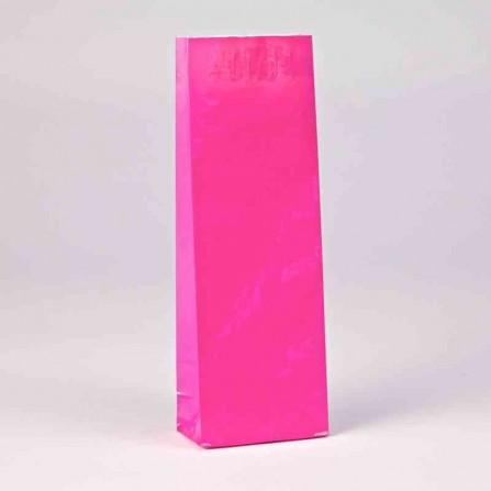 Trojvrstvové vrecko ružovej farby